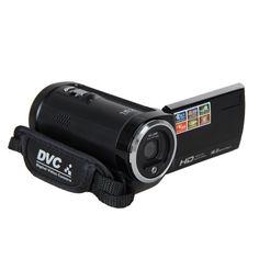 "Full HD 720P 16MP Automatic Digital Camera Video Camcorder Camera DV DVR 2.7""TFT LCD 16x ZOOM Camera"