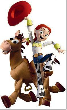 12 mejores imágenes de Jessie de Toy Story  37fc817341a