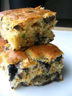 Almost Turkish Recipes: Black Olive Cake (Zeytinli Kek)