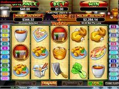 Play Wok and Roll FREE Quick 10 Slot Strategy @ WildVegas Casino