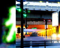 Yellow Korner : Photograph : Et après ? (vert) - Matar S