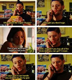 Danneel Harris Ackles and Jensen Ackles in Ten Inch Hero!