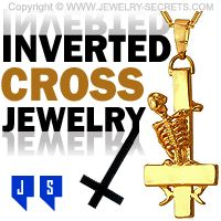 ►► INVERTED CROSS JEWELRY ►► Jewelry Secrets