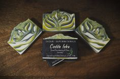 Caddo Lake - Handcrafted Luxury Soap