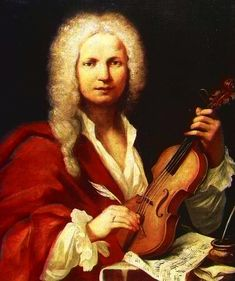 Antonio Lucio Vivaldi (Venezia, 4 marzo 1678 – Vienna, 28 luglio 1741) è stato un compositore e violinista italiano cittadino della Repubblica di Venezia, esponente di spicco del tardo barocco veneziano.