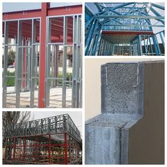 Concrete Insulation, Types Of Cladding, Fiber Cement Board, Framing Construction, Cladding Materials, Engineering Tools, Increase Productivity, Ventilation System, Steel House