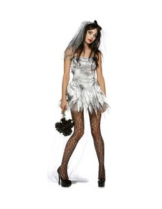 we have a zombie doctor costume as well as zombie bride costumes and other zombie costume ideas