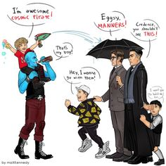 Marvel, Fantastic Beasts and Kingsman. My three favourite movie franchises.
