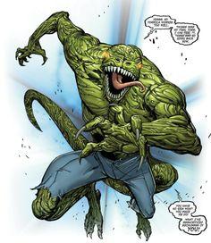 The Lizard in Amazing Spider-Man #691