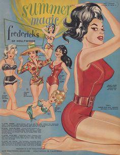 Summer Magic - Fredericks of Hollywood Catalog