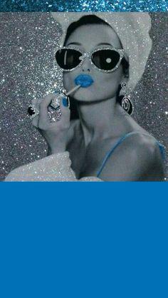d5312b1b49a Audrey Hepburn Wallpaper · Glitter Phone Wallpaper