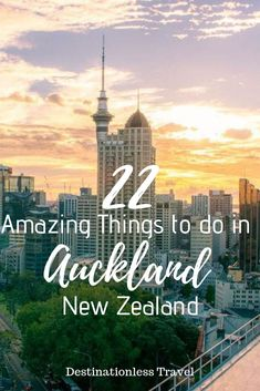 22 Cheap and FREE Things to do in Auckland, New Zealand - Travel Melbourne, Sydney, New Zealand Itinerary, New Zealand Travel Guide, New Zealand Cities, Visit New Zealand, Cool Places To Visit, Places To Go, North Island New Zealand