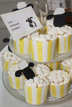 Herkkuja Late Lammas -juhliin! #partyfood #juhlaherkut #shaunthesheep