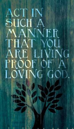 1 John 4:16 (TLB)