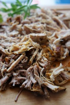 Pulled pork stegt i stegeso i 5 timer!