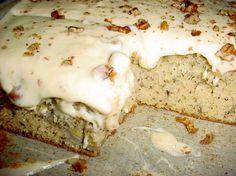 Best Ever Banana Cake With Cream Cheese Frosting Recipe - Food.com: Food.com