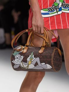 Moschino's Looney Tunes bags // 2015