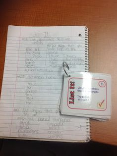 Teaching With a Mountain View: Using Task Cards to foster Creative & Critical Thi...