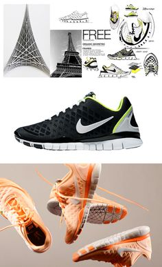 finest selection f29ee 8e7b9 footwear by Erik Arlen at Coroflot.com Yellow Sneakers, Sneakers Nike,  Sports Shoes