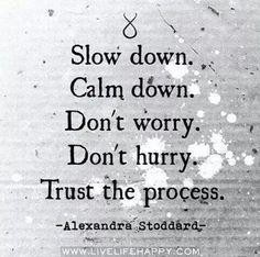 Trust. ♡♥♡♥