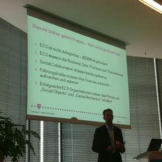 Was die Deutsche Telekom gelernt hat. Fünf Essentials #ioms12^bg