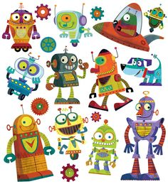 Future Robots | was going through some of my old files when I realized that I never ...