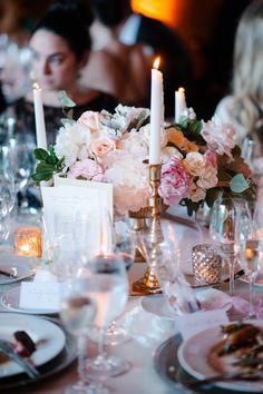Pretty-in-Pink Utah Wedding at White Pine Ranch - MODwedding