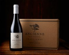Ancienne on Packaging Design Served