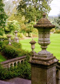 Che giardino !