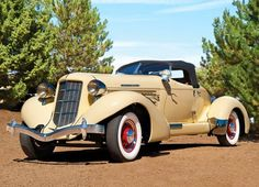 World Of Classic Cars: Auburn 851 Supercharged Speedster 1935 - World Of ...