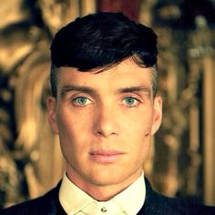 Cool Thomas Shelby Haircut - Peaky Blinder Hair and Style