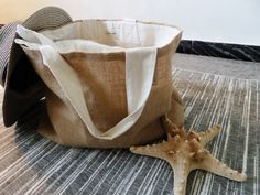 Borsa mare creata da me  Beach bag created by me
