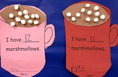 Counting marshmallows