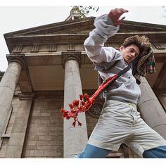 "Danil Golovkin (@danilgolovkin) ""Sergey Polunin for @sobaka_ru @sergeipolunin.dancer #sergeipolunin | style @xeniaxenia | producer…"""
