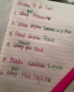 We all know how crazy the month of December can be while making your Holiday to do list remember to put these on there