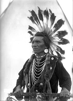 Native American Man - Love this picture....the amazing strength and bravery in his eyes