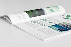 Aqualia. Corporate Brochure - Just Creative Ideas