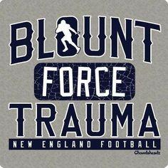 Blount Force Trauma