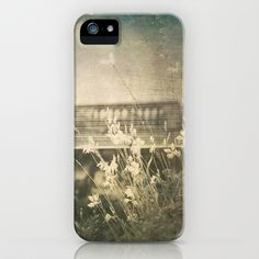 Vintage Garden iPhone & iPod Case by Victoria Herrera - $35.00