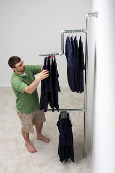 Simple Rack - Clothing Rack Kits | by Simplified Building Concepts