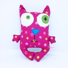 Little cat plush toy for girls and boys