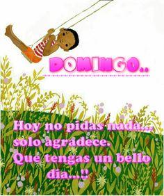BUEN DOMINGO AMIGOS..