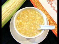 Caldo de Milho - Veja mais em: http://www.cybercook.com.br/receita-de-caldo-de-milho.html?codigo=45983