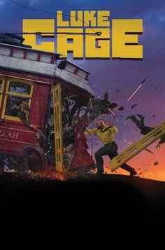 Never miss an issue of Avengers, Spider-Man, X-Men & more Marvel Comics Black Characters, Marvel Characters, Comic Book Covers, Comic Books Art, Comic Art, Book Art, Luke Cage Jessica Jones, Luke Cage Marvel, Heroes For Hire