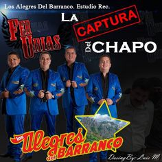 Download Los Alegres Del Barranco - La Captura Del Chapo Guzman 2014 - Sinaloa-Mp3