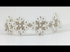 Jewelry Making Bracelets Bracelet Tutorial Jewelry Making . Rose Gold Jewelry, Crystal Jewelry, Diy Jewelry, Jewelry Design, Fashion Jewelry, Women Jewelry, Jewellery Box, Jewellery Earrings, Jewelry Trends