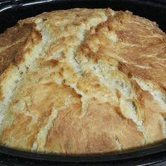 Χωριάτικο ψωμί Pie, Bread, Desserts, Recipes, Food, Torte, Postres, Tart, Fruit Cakes