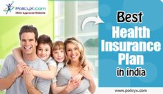 Now protect your health from unforeseen accidents by having best health insurance plan in India by comparison online at PolicyX http://www.policyx.com/health-insurance/compare-health-insurance.php