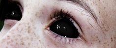 Inky Black Eyes Tutorial