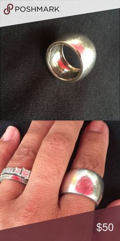 Shop Women s Silpada Silver size Rings at a discounted price at Poshmark. 5b51ca7baf